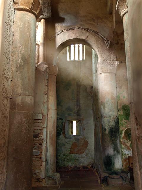 San Miguel de Lillo - Patrimonio de la Humanidad -  Protesta Divina..