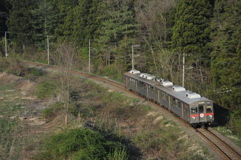 十和田観光電鉄にのったり撮ったり