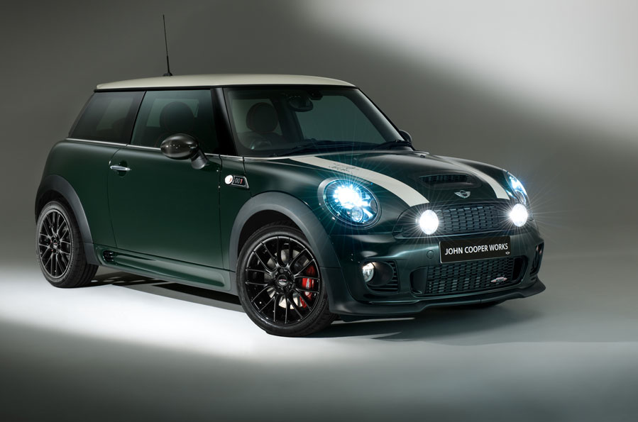 mini uk launches the john cooper works world championship 50 motoringfile. Black Bedroom Furniture Sets. Home Design Ideas