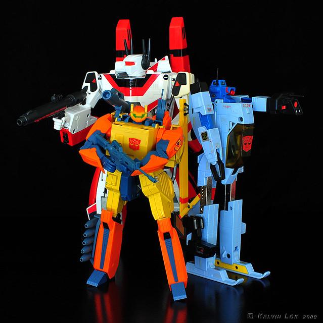 G1 Deluxe Autobots