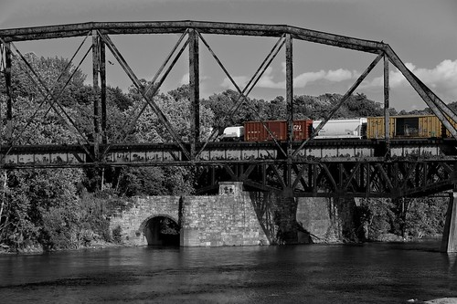 railroad bridge bw canal newjersey nj pa historical delaware phillipsburg easton delawareriver morriscanal