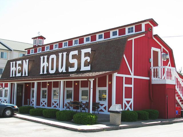 Hen House Restaurant Springfield Il
