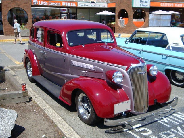 Flickriver custom cab 39 s photos tagged with 1937 for 1937 chevy 4 door sedan