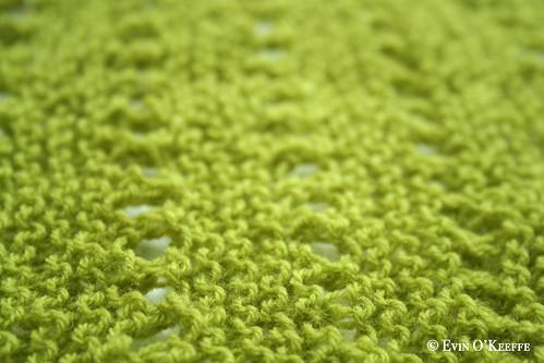 Pistachio Lace Wrap