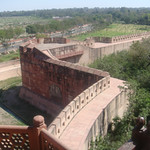 4598955053 The moat with Lions, Tigers, Cobras, ect. to defend the fort