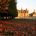 Chateau de Chambord in Autumn