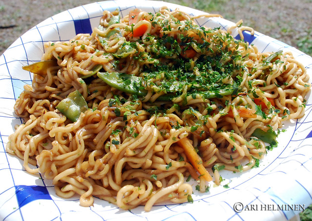 Yakisoba. 焼きそば .fried noodles | Flickr - Photo Sharing!