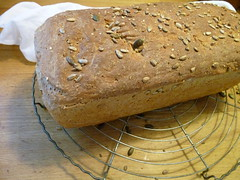 beer bread(0.0), rye(0.0), whole grain(0.0), sliced bread(0.0), baking(1.0), bread(1.0), pumpkin bread(1.0), rye bread(1.0), baked goods(1.0), banana bread(1.0), produce(1.0), food(1.0), brown bread(1.0), sourdough(1.0),