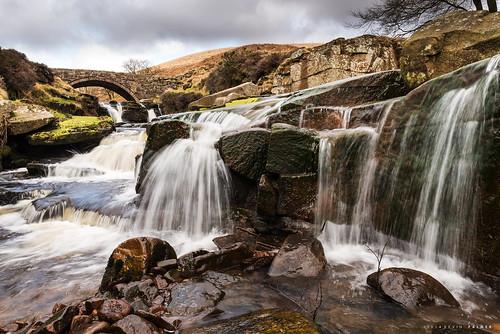 winter water river waterfall nikon cheshire derbyshire dane february staffordshire gbr thepeakdistrict wildboarclough benbo threeshireheads inexplore riverdane nikkor2470f28 benbotripod threeshiresphotographers cheshirepeakdistrictnational d800e nikond800e
