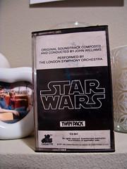 Star Wars 1977 Cassette