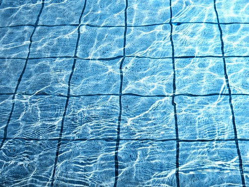 Photo:Pattern in blue By:tanakawho