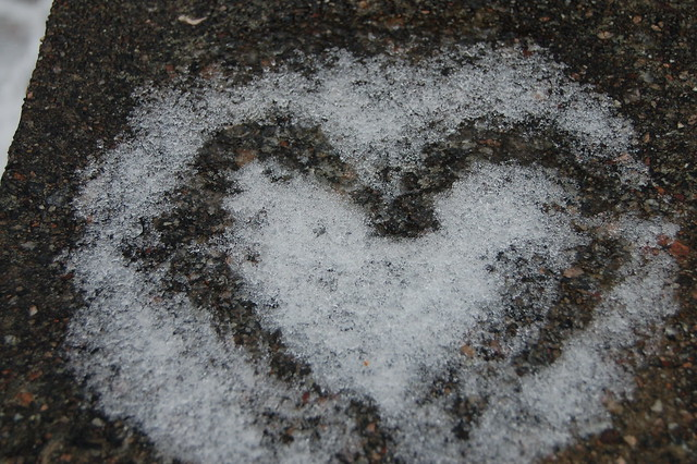Winter love (Copyright Hanna Andersson)