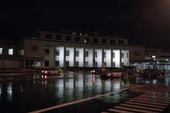 Washington National Airport (night)