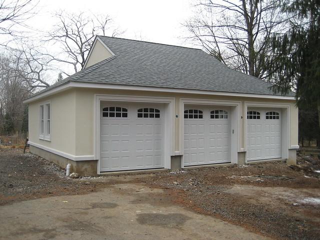 3 bay garage flickr photo sharing for Three bay garage