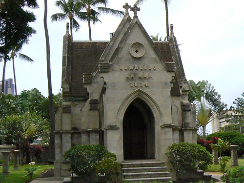 Grabkammer der Kawaiahao Church