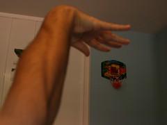 Basketball shooting, Dia 167 Una y otra vez