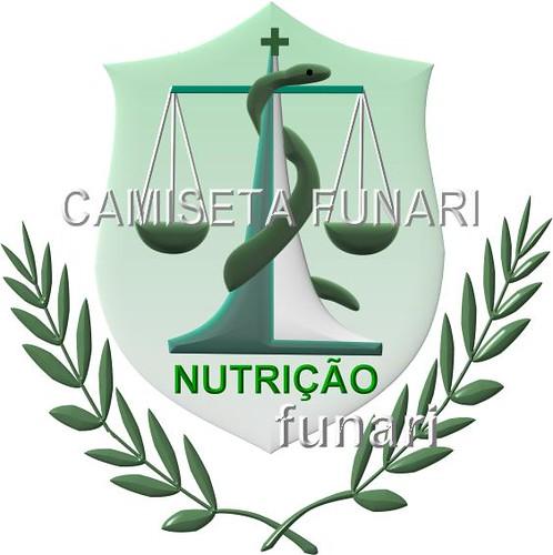 Logo Simbolo Nutricao Desenho Marmorizado