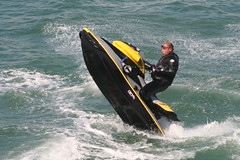 sailing(0.0), surfing--equipment and supplies(0.0), f1 powerboat racing(0.0), motorsport(0.0), wind(0.0), boating(0.0), dinghy sailing(0.0), windsurfing(0.0), boat(0.0), vehicle(1.0), sports(1.0), sea(1.0), recreation(1.0), wind wave(1.0), extreme sport(1.0), wave(1.0), water sport(1.0), jet ski(1.0), personal water craft(1.0), watercraft(1.0),
