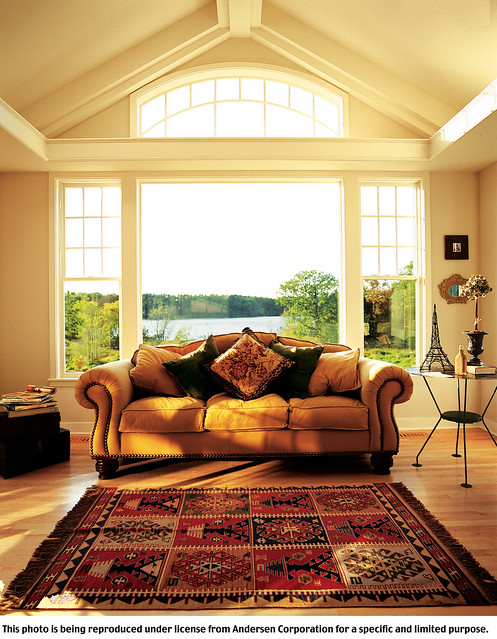 Andersen series energy efficient picture arch and