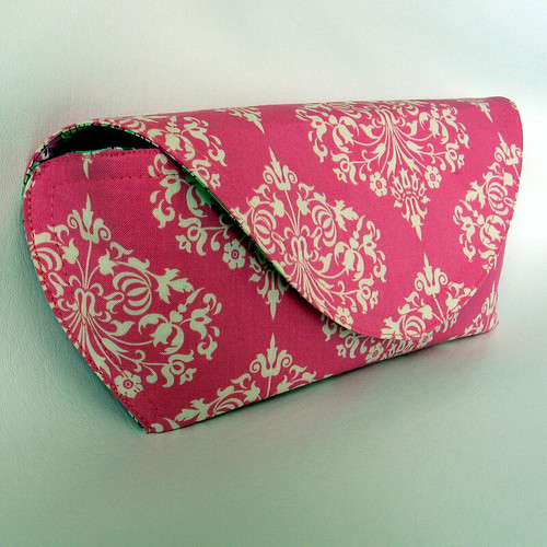 Pink Clutch by studiocherie