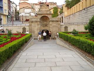 As Burgas, Ourense
