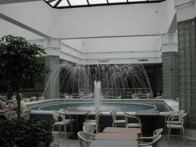 IMG_2919 - Fountain at the Moorestown Mall