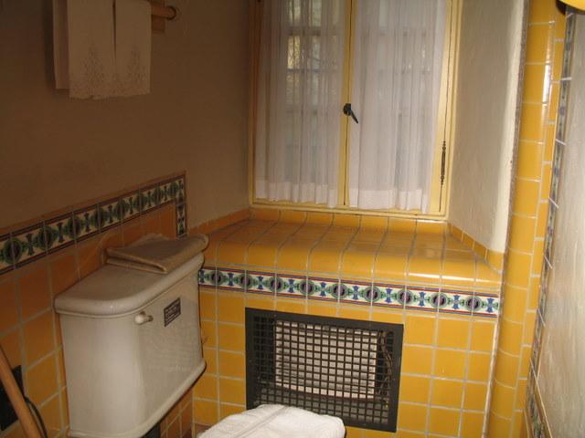 Vintage Bathroom Tiles