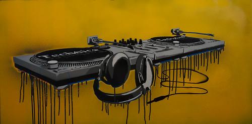 Spray Paint Art / Aerosolgrafia   Flickr - Photo Sharing!