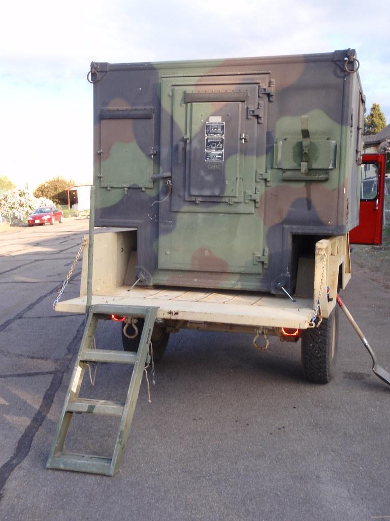 Mobile Bug Out Shelter : Ultimate bov page survivalist forum