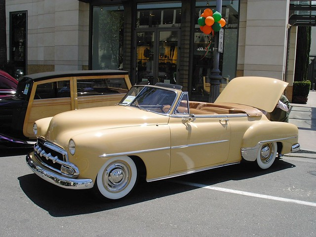 1952 gm cars of the day part i lord k for 1952 chevy belair 4 door