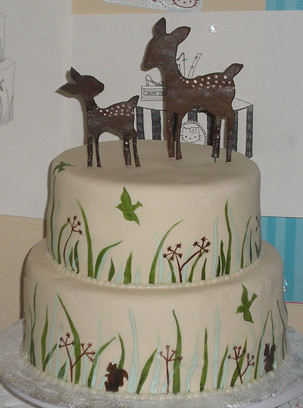 deer grass baby shower flickr photo sharing