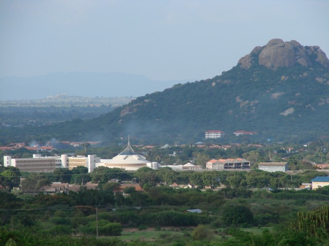 Dodoma parliament