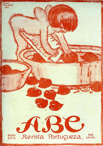 Jorge Barradas, ABC magazine, No. 117, October 12 1922