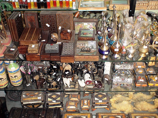 produits d'artisanat à Djerba