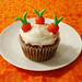 Carrot Cupcake by Luo Liu