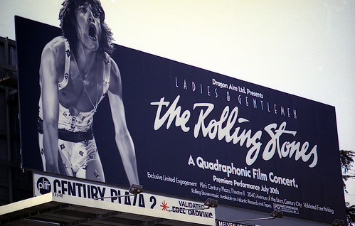 Billboards on Sunset Blvd. #38