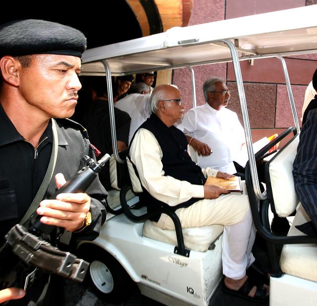 Header of Advani