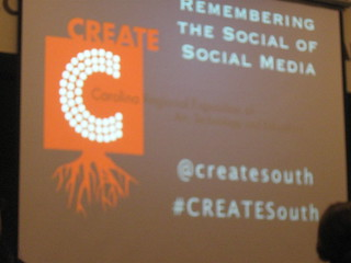 Intro to CREATESouth