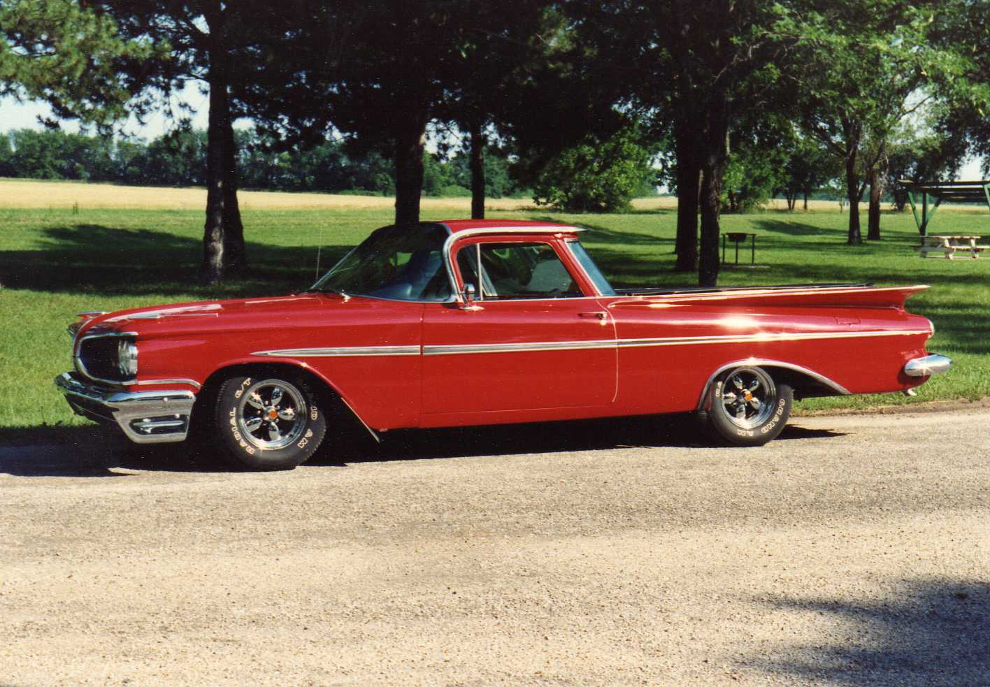 Automotive marketplace on used items for a used 59 el camino