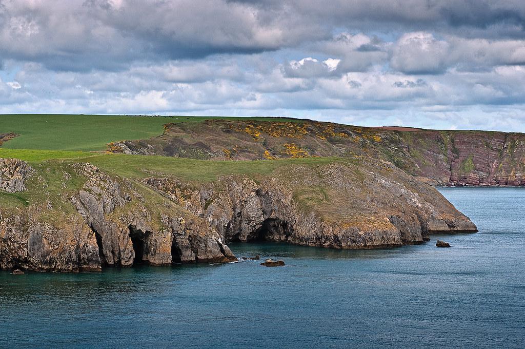 Barrowfundle Bay, Pembroke, Wales