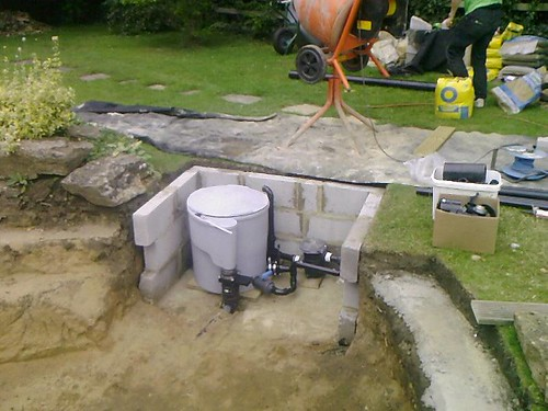 Nexus eazy pod pond equipment forum pond life for Fish pond setup