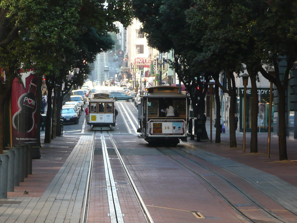 San Francisco - Trams