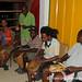 Playing Garifuna Music - Livingston, Guatemala