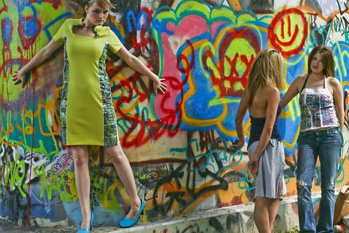 Graffiti Glamour Girls