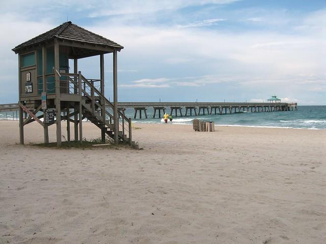 Deerfield pier flickr photo sharing for Deerfield beach fishing pier