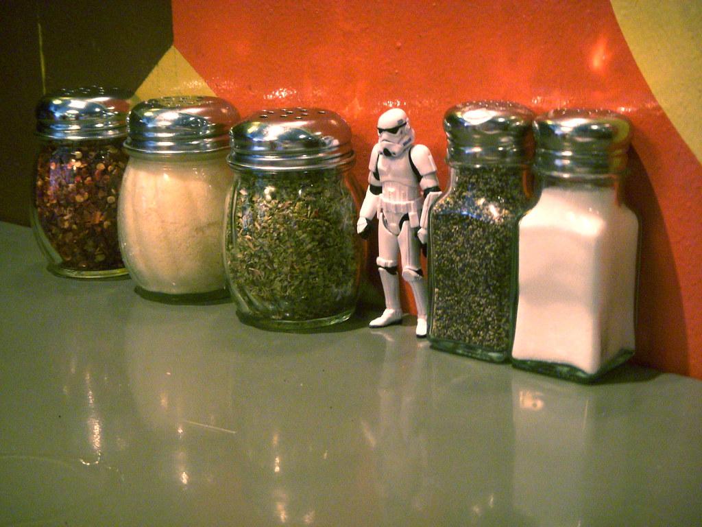 Seasoned Trooper