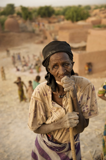 Dirt Poor Village, Africa | GARADAWA, KEITA, NIGER -- In ...