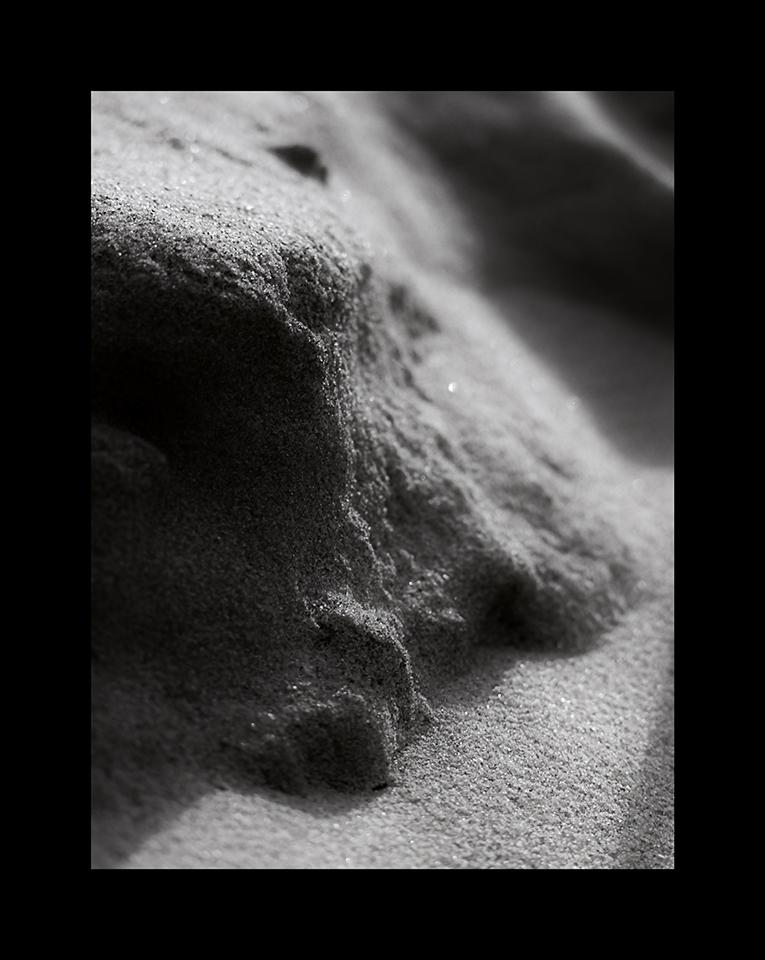 Photography: Macro Sand by Nicholas M Vivian