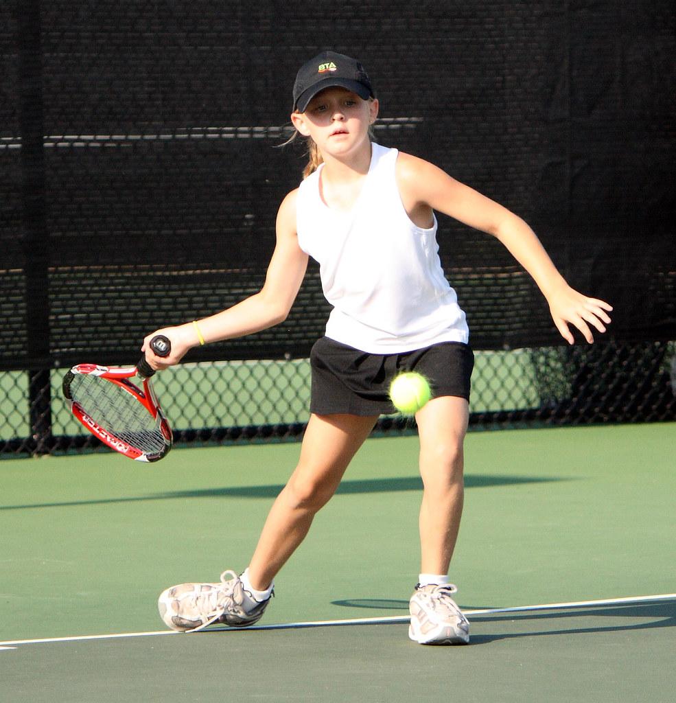 Girls Tennis 0145 06-26-09