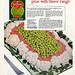 Small photo of Peas Deviled Ham Salad Recipe